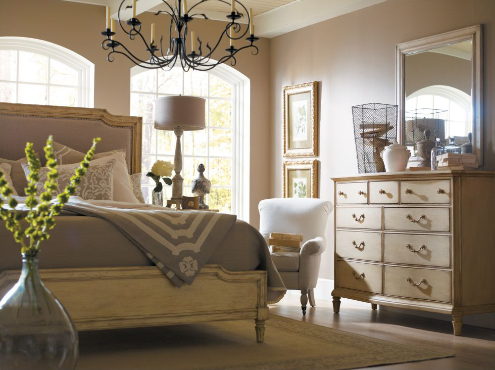 Bedroom set by Stanley Furniture