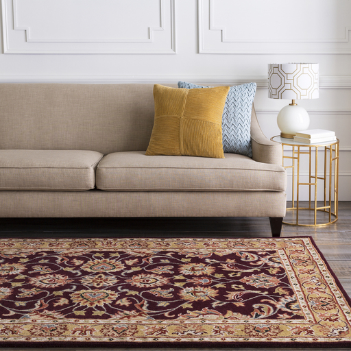 Oriental rugs provide an automatic infusion of color and pattern you can build a whole room around. The traditional designs have been around for centuries, and the rugs will bring long-lasting comfort.